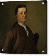 Portrait Of Thomas Amory Acrylic Print