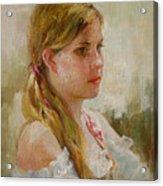 Portraiture Acrylic Print