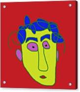 Portrait 01 Acrylic Print