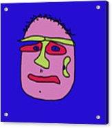 Portrait 02 Acrylic Print