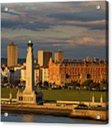 Portsmouth And Southsea England  Acrylic Print