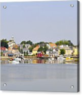Portsmouth Nh South End Psep Acrylic Print
