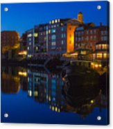 Portsmouth Tugs Acrylic Print