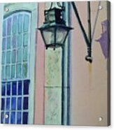 Portugal Street Scene Acrylic Print