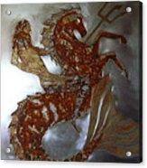 Poseidon II Acrylic Print