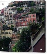 Positano, Amalfi,, Italy Acrylic Print