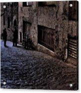 Post Alley IIi Acrylic Print