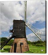 Post Mill Windmill Acrylic Print