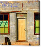 Post Office 90920 Acrylic Print