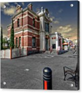 Post Office Acrylic Print