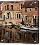Postcard Canal II Acrylic Print