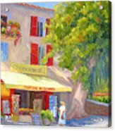 Postcard From Provence Acrylic Print