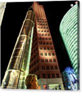 Potsdamer Platz Berlin Acrylic Print