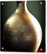 Pottery Vase Acrylic Print