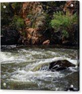 Poudre River 2 Acrylic Print
