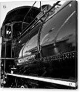 Power In The Age Of Steam 5 Acrylic Print