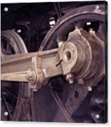 Power Train Acrylic Print