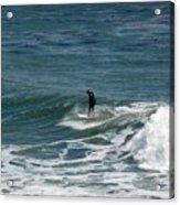 pr 127 - Solo Surfer Acrylic Print
