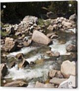 pr 147 - Stony River Acrylic Print