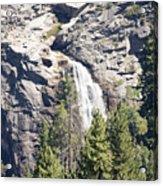pr 151 - Waterfall Rock Acrylic Print