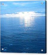 pr 168 - Blue Sunset II Acrylic Print