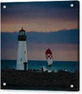 pr 203 - Evening Light Acrylic Print