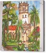 Prado- Balboa Park Acrylic Print