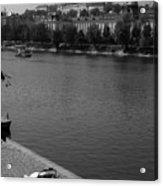 Prague I Acrylic Print