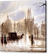 Prague IIi Acrylic Print