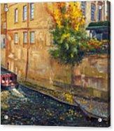 Prague Venice Chertovka 2 Acrylic Print