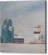 Prairie Giants II Acrylic Print