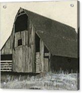Prairie Overlook Acrylic Print