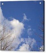 Prairie Skies 3 Acrylic Print
