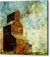 Prairie Times Acrylic Print
