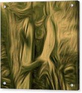 Praise Him With The Harp I Acrylic Print