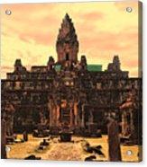 Prasat Bakong Temple I Acrylic Print