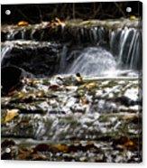 Prather-creek-rapids Acrylic Print