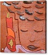 Prayer 31 - Tile Acrylic Print