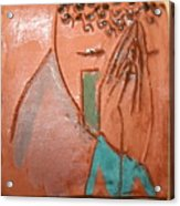 Prayer 39 - Tile Acrylic Print