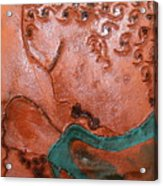 Prayer 41 - Tile Acrylic Print