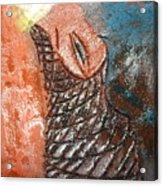 Prayer 7 - Tile Acrylic Print