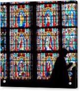 Prayer Of Colour 01 Acrylic Print