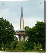 Prayer Tower Acrylic Print