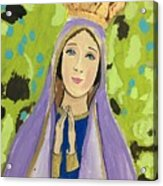 Prayers Of Love Acrylic Print