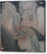 Praying for Daniel Acrylic Print