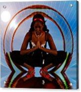 Praying Girl 1209278 Acrylic Print