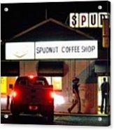 Pre-dawn Spudnut Run Acrylic Print