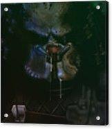 Predator Painting Acrylic Print