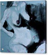 Pregnant Woman I Acrylic Print