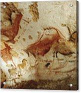 Prehistoric Artists Painted Robust Acrylic Print